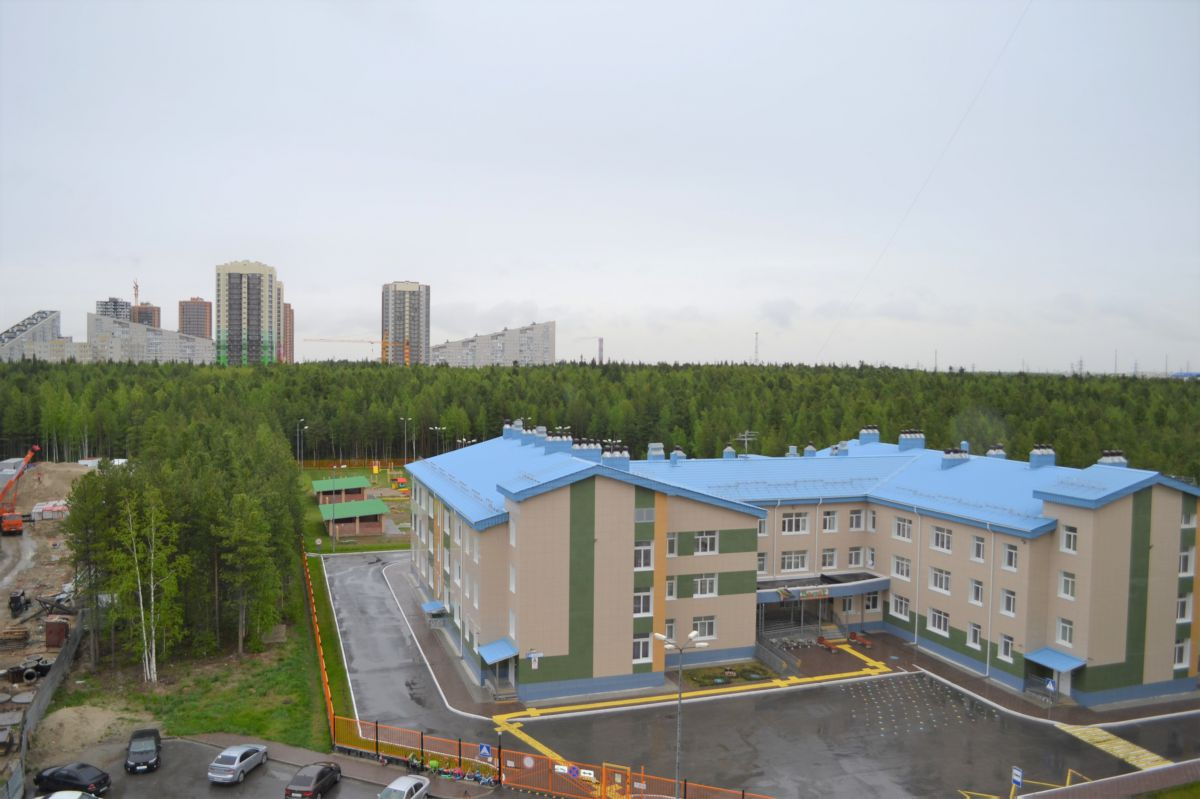 2-комн. , Ханты-Мансийский автономный округ, Сургут, Северный жилой, Тюменский тракт, 4